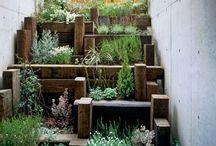Espacios pequeños patios interiores