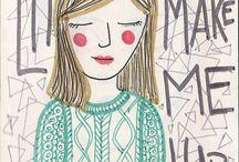 Design/ Illustration / by Eugenia Rim