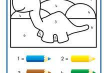Omalovánky - Coloring Book