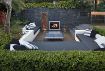 Outdoor Living / by Emily Frost