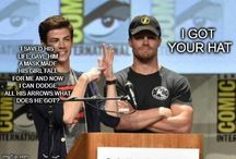 Arrow and The Flash Crossover