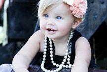 Pretty baby girl.