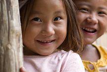 le sourire des enfant du vietnam