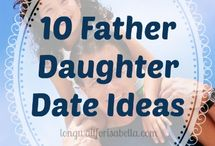 Daddy Daughter Dates / by Leigh Rondeau Jackett