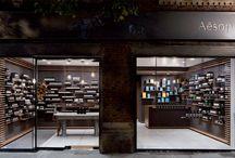 Comercial Spaces / Arquitetura e Interiores de espaços comerciais
