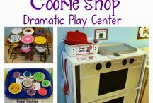 Children: Dramatic Play / All kinds of ideas to foster the growth and development of the imagination of children.