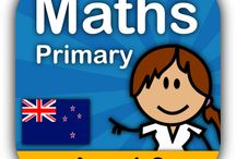 Apps for New Zealand / Fun maths practice on the iPad and iPhone.