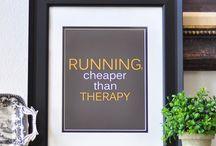 Run Girl Run! / by Ashley Joerger