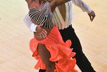 Latin dance costumes