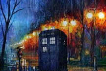 Bigger on the Inside / All things Doctor Who! / by Lauren Rice