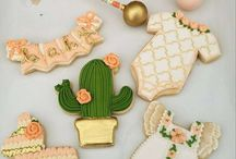 Mexican Theme Baby Shower