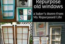 Repurpose, recycle & reuse / by Hanna Cevallos-Bowen