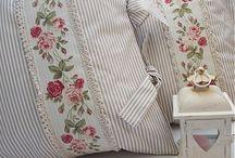 Bordados para sábanas