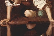 Artists: Caravaggio / by Erik S