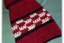 Dog sweaters / Crochet dog sweater / by Kim Turley