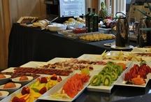 Desayunos en VP Hoteles / Nuestro delicioso desayuno buffet con una gran variedad de productos caseros y la posibilidad de pedir platos calientes a tu gusto