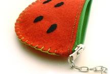 Porta níquel melancia