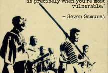 Live by the Sword / Inspiration and wisdom from the Samurai