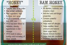 We now sell raw honey!