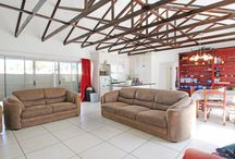 A homely house / 3 bedroom Oude Chardonnay security estate home with loft in the Paarl Winelands.