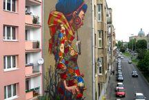 Murales / Big Walls