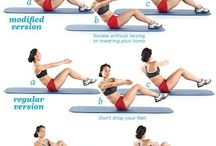 Core workout / by Christe Clingan Hargrove