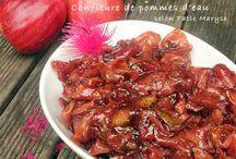 Mes confitures aux fruits des antilles / Vous retrouverez ici, toutes mes confitures réalisées avec les fruits de la Martinique et de la Guadeloupe
