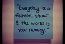 Fashion Quotes / Quates related to fashion