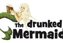 Bunga Bar. The Drunken Mermaid / El mejor lugar, la mejor musica y los mejores precios, a tu llegada a isla mujeres.