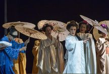 Scatti di MADAMA BUTTERFLY - 61° Festival Puccini / Foto di Aldo Umicini e Giorgio Andreuccetti