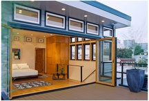 Rooftop master suite