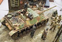WW2 - JAGDPANZER IV / Jagdpanzer IV (Sd.Kfz.162) – niemiecki niszczyciel czołgów z okresu IIWŚ