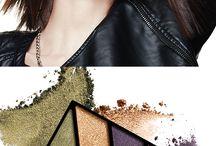Quartetos Minerais de Sombras Mary Kay® / Os Quartetos Minerais de Sombras Mary Kay® têm fórmula de longa duração e são ideais para olhos sensíveis. As versões Autumn Leaves, Chai Latte, Black Ice e Sand Storm formam combinações de cores perfeitas entre si, assim, com apenas um produto, temos um look completo.