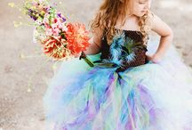 Flower Girls & Ring Bearers / by Artfully Wed - Wedding Blog
