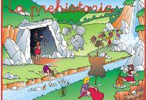 Unidad didactica / La prehistoria