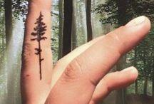 Tatuaggi natura