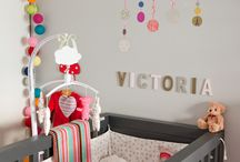 La chambre de bébé // Baby room / Des idées déco pour la chambre de votre bébé