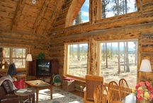 Cabin Getaways - Winter Park / Fulfill that lifelong dream to have your very own little (or not so little) cabin in the woods. Let us help you make your log dream come true! 800.215.6535   https://www.staywinterpark.com/vacation-rentals/