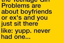 Teenage Problems ✅