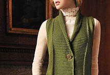 Vest&sleeve&bolero