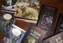 Mi biblioteca / Poco a poco, iré mostrando los libros que componen mi biblioteca.