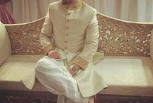 Men bridal sherwani