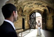 Steve & Renata - September 2013 - Tuscan Hills / An intimate Wedding in a beautiful town close to Florence in the Chiantishire