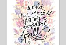 Fall Food, Crafts and Fun / Best crafts, recipe, decorations, what to wear, eat, see and do during the fall season!