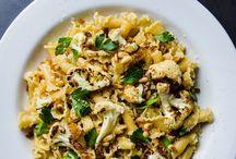 pasta, noodles, etc