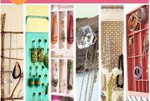 DIY Organization/Storage Ideas