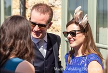 Guests at a wedding / What lovely Guests Emily and Chris had at their wonderful wedding at Deer Park Pershore Worcestershire