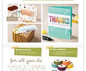 For Being You Card Ideas / by Laurie Graham: Avon Rep/Stampin' Up! Demo