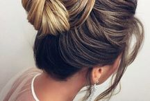 gorgeous hairstyles / gorgeous updo, braids and styles.