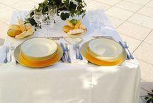 wedding table decorations / wedding table decorations